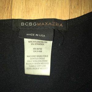 BCBGMaxAzria Tops - V-neck scrunch top